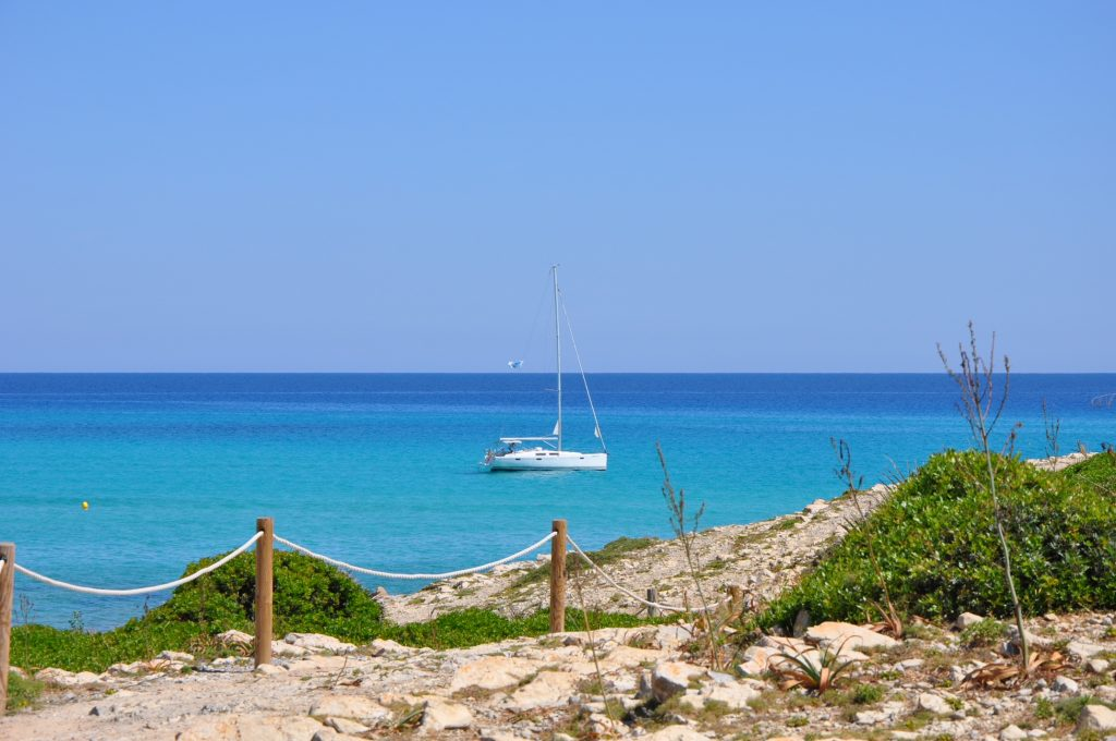 Mallorca Violet Unold